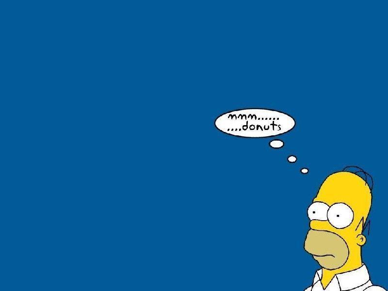 Fond D Ecran Pour Pc Simpsons